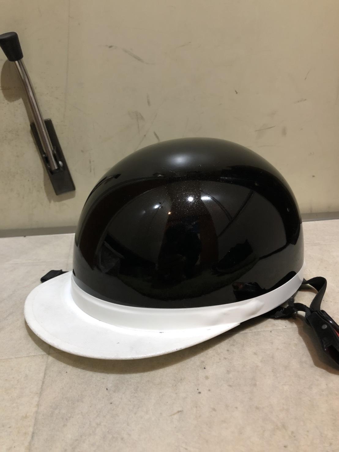 ヘルメット 塗替え